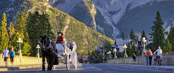 Day Tour From Calgary To Banff – Canadian Rockies