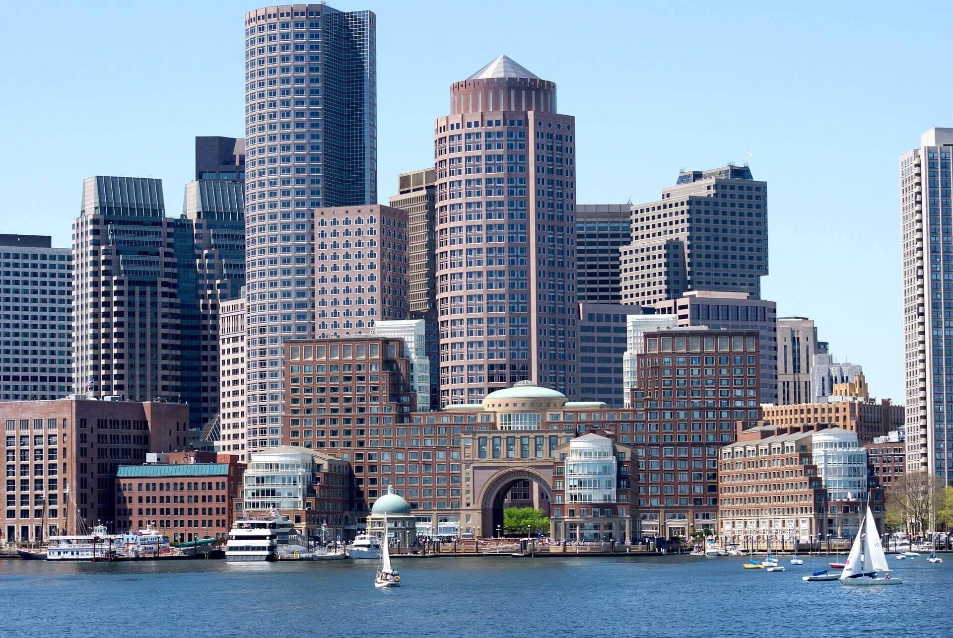 4 Day Boston Trip