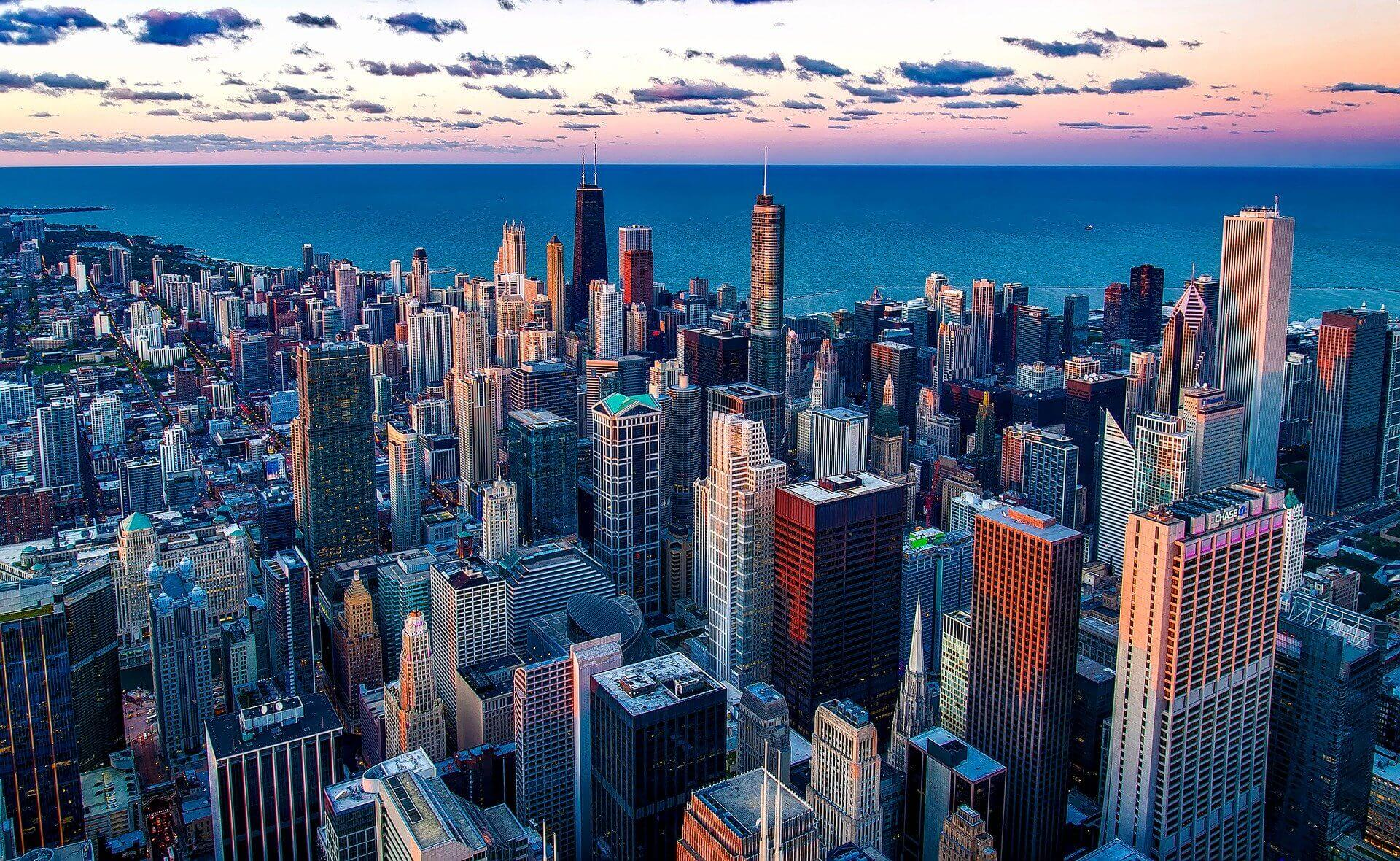 4 Days Chicago Bus Tours From Toronto