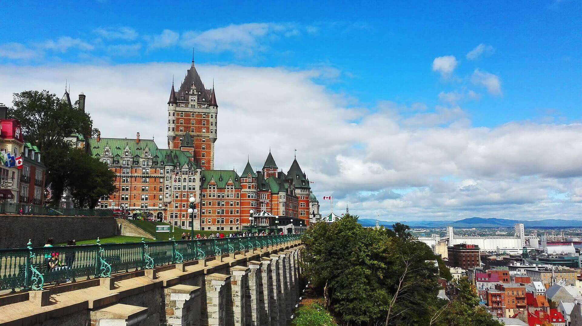 4 Day Ottawa, Montreal, Quebec City And 1000 Island Tours