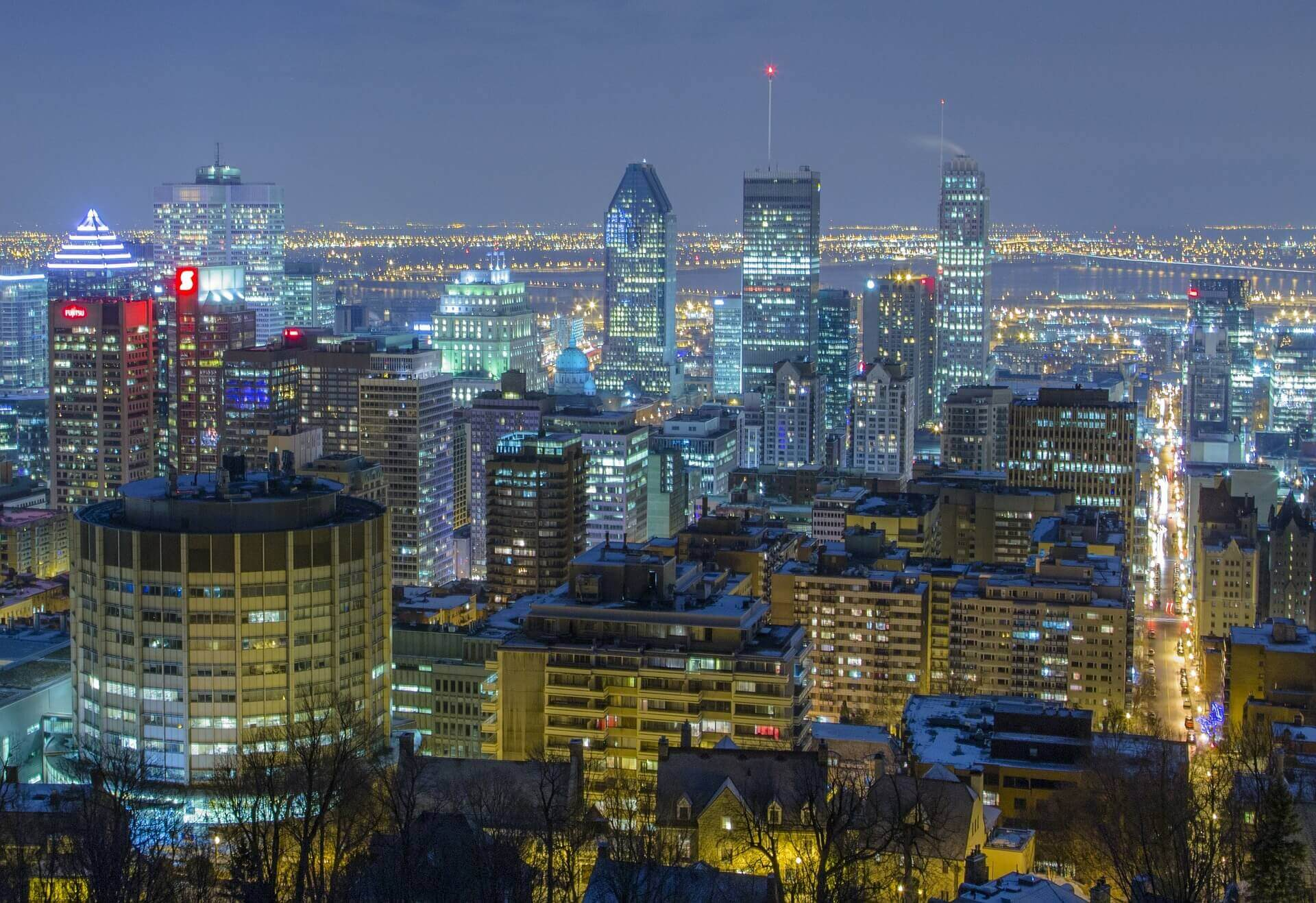 3 Day Montreal, Quebec, Ottawa & 1000 Islands Tours from Toronto