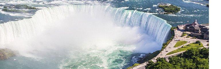 Niagara Falls Freedom Day Tour – NO Boat Cruise